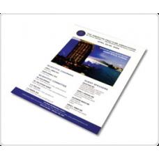 8.5 x 11 Catalogo Sheets